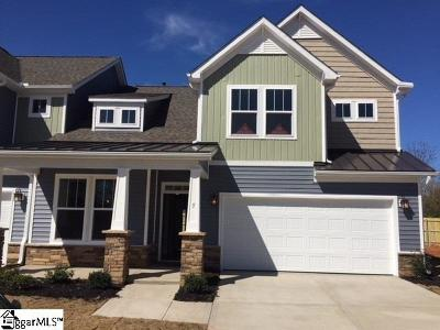 Simpsonville Condo/Townhouse For Sale: 5 Timber Oak
