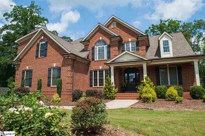 Spartanburg Single Family Home For Sale: 228 Claiborne