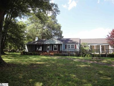 Travelers Rest Single Family Home For Sale: 2320 Geer