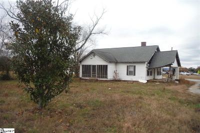 Piedmont Single Family Home For Sale: 1923 Highway 8