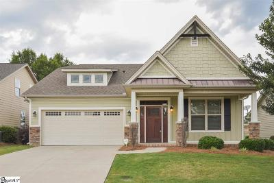Cottages At Harrison Bridge Single Family Home Contingency Contract: 121 Belle Oaks