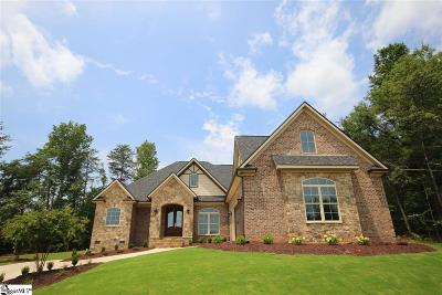 Greer Single Family Home Contingency Contract: 204 Bent Hook