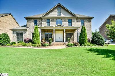 Simpsonville Single Family Home Contingency Contract: 67 McRae