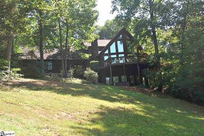 Anderson Single Family Home For Sale: 1315 Shadow