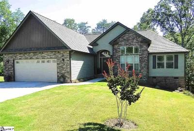 Travelers Rest Single Family Home For Sale: 36 Goodwin Farms