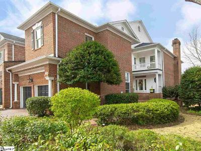 Greer Condo/Townhouse Contingency Contract: 1400 Thornblade #26