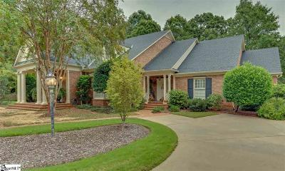 Spartanburg Single Family Home For Sale: 159 Saint Andrews