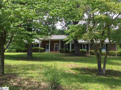 Greenville County Single Family Home For Sale: 453 S Buckhorn