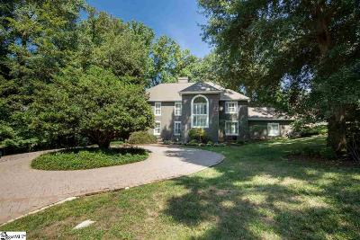 Greenville Single Family Home For Sale: 805 Crescent