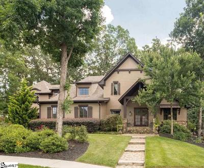 Claremont - Greenville Single Family Home Contingency Contract: 205 Rolleston