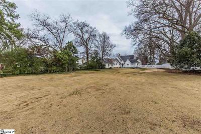 Fountain Inn Residential Lots & Land For Sale: 01 Railroad