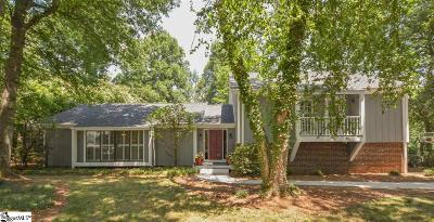 Sugar Creek Single Family Home For Sale: 101 Stone Ridge