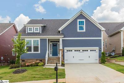 Greenville County Single Family Home Contingency Contract: 6 Wollaston