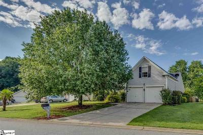 Greenville County Single Family Home Contingency Contract: 418 Woolridge