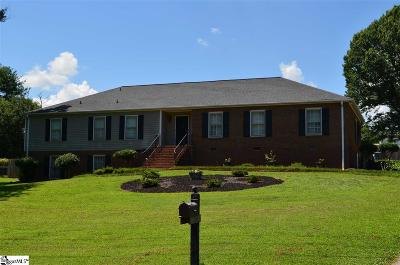 Spartanburg Single Family Home For Sale: 475 Ransdell