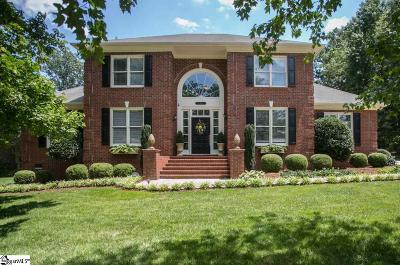 Greenville County Single Family Home For Sale: 16 Country Squire