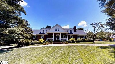 Greenville Single Family Home For Sale: 471 E Parkins Mill