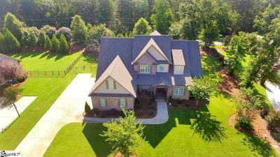Greer Single Family Home For Sale: 301 Galeton