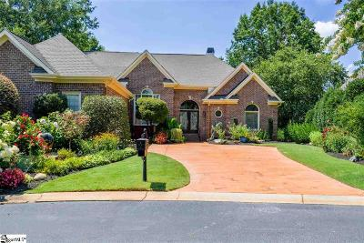 Simpsonville Single Family Home For Sale: 4 Kings Reserve