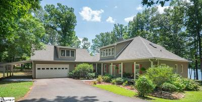 Greer Single Family Home Contingency Contract: 2353 Stanford