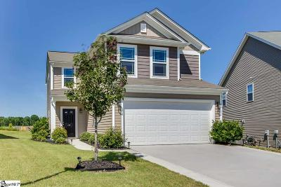 Simpsonville Single Family Home For Sale: 10 Remus