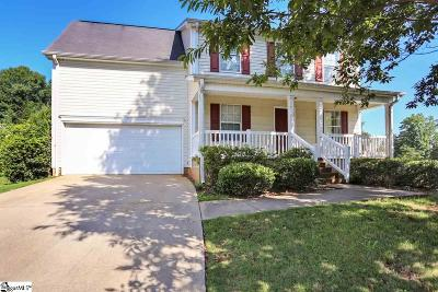 Simpsonville Single Family Home For Sale: 2 Hawkesbury