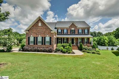 Five Forks Plantation Single Family Home For Sale: 614 Pawleys
