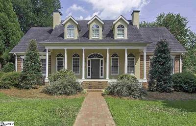 Spartanburg Single Family Home Contingency Contract: 420 Wannamaker