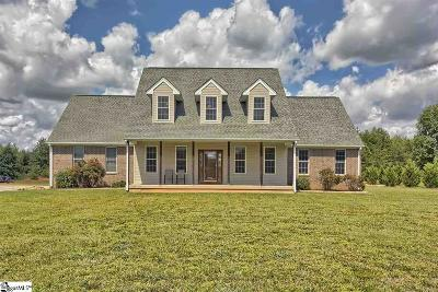 Piedmont Single Family Home Contingency Contract: 155 Gunter
