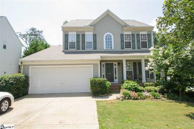 Greenville County Single Family Home For Sale: 239 Highgate