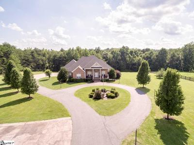 Greer Single Family Home For Sale: 4435 Stokes
