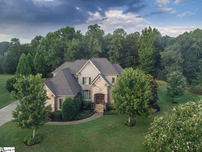 Simpsonville Single Family Home For Sale: 605 Brixton
