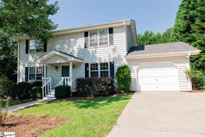 Greenville County Single Family Home For Sale: 106 Trenton