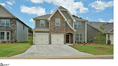 Greenville County Single Family Home For Sale: 510 Bellgreen