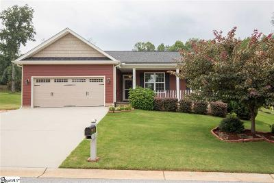 Greenville County Single Family Home For Sale: 3 Apex