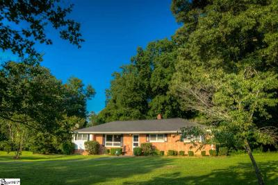 Greenville County Single Family Home For Sale: 1 Flamingo
