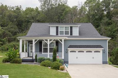 Greenville County Single Family Home For Sale: 5 Apex