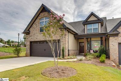 Greenville County Condo/Townhouse For Sale: 401 Welsh Poppy