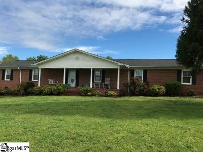 Piedmont Single Family Home Contingency Contract: 505 Piedmont Golf Course