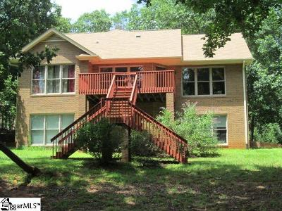 Anderson Single Family Home For Sale: 120 Calm