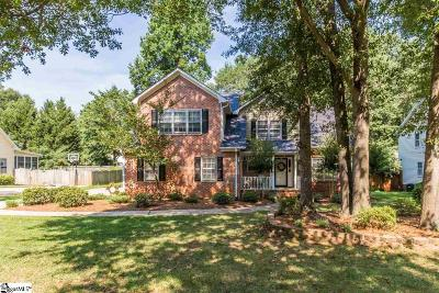 Greenville County Single Family Home For Sale: 908 E Silverleaf
