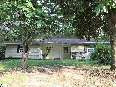 Travelers Rest Single Family Home For Sale: 20 Barclay