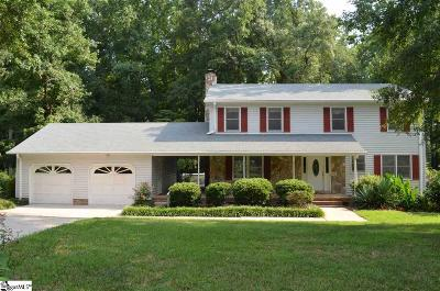 Mauldin Single Family Home Contingency Contract: 119 Gail