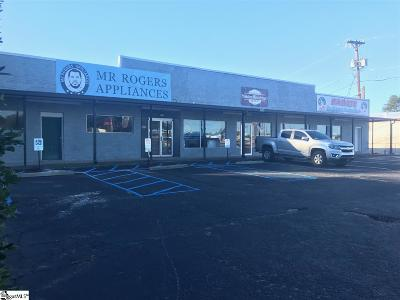 Greenville County Commercial For Sale: 2421 New Easley