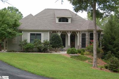 Travelers Rest Single Family Home For Sale: 10 Glen Hollow
