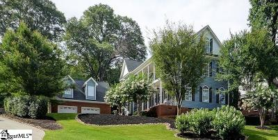 Greenville Single Family Home For Sale: 14 Hunley