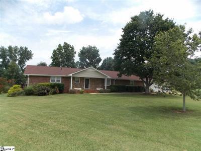 Inman Single Family Home For Sale: 9 E Ridge