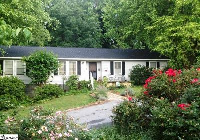 Travelers Rest Single Family Home For Sale: 628 Little Texas