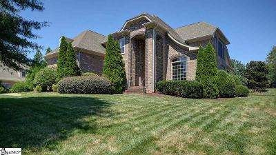 Simpsonville Single Family Home For Sale: 136 Ramsford