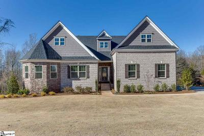 Travelers Rest Single Family Home For Sale: 112 Grassy Meadow